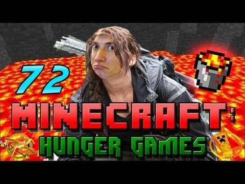 Minecraft: Hunger Games w/Mitch! Game 72 - LAVA FO' EVA!