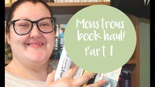 In which I unveil part 1 of my massive Monstrous Book Haul! All of the books in this part will be literary fiction! Keep an eye out for...