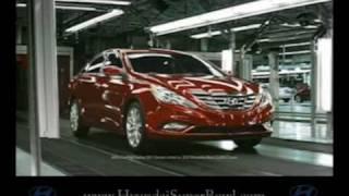 Hyundai Super Bowl Commercial 2010   2010 Super Bowl 44 Ad   Hyundai Sonata