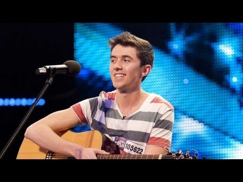 Talent - Relive Ryan O'Shaughnessy's heart-melting song No Name about a mystery girl as he wows the BGT Judges with his song-writing and singing skills. See more from...