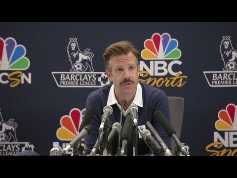 (NBC - Watch the Premier League on NBC and NBC Sports Network starting Saturday, August 17th. Coach Lasso (Jason Sudeikis) has just arrived in England to coach the ...