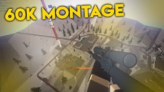 THANKS SO MUCH FOR 60K - thought I'd give you a Phantom Forces Sniping Montage in celebration so hope you guys enjoy!