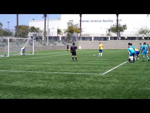 Danny Mountain PK - HASFC May 3, 2009 (видео)