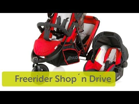 hauck Freerider Shop 'n Drive