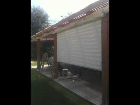 Cortinas store baratas videos videos relacionados con cortinas store baratas - Estores para balcones ...