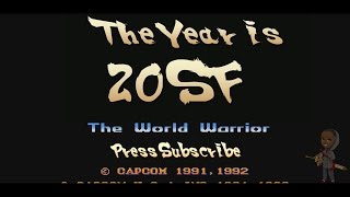 The Year is 20SF – Smash 4 Ryu Combo Video