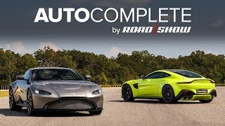 AutoComplete: 2019 Aston Martin Vantage is one serious entry-level model by Roadshow
