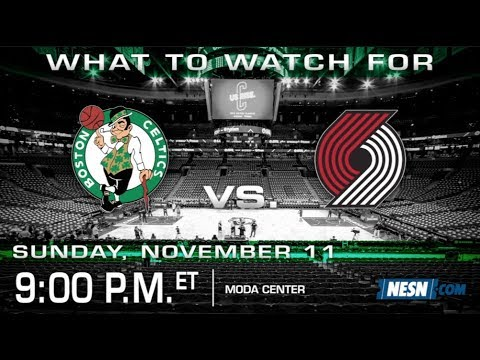 Video: Celtics Look To Close Out Road Trip With A Win