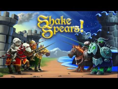 Video of Shake Spears!