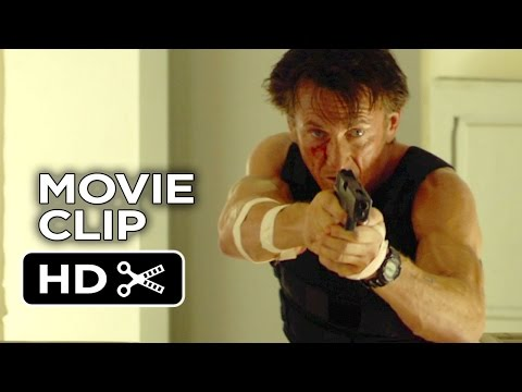The Gunman Movie CLIP - Jim And Reiniger Fight (2015) - Sean Penn Action Movie HD
