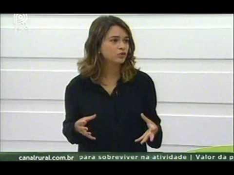 Assessora da CNA fala sobre a importância do Agro Brasil para parceiros comerciais Internacionais