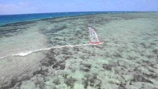 Diabolo Funboard  Windsurfing Paradise New Caledonia