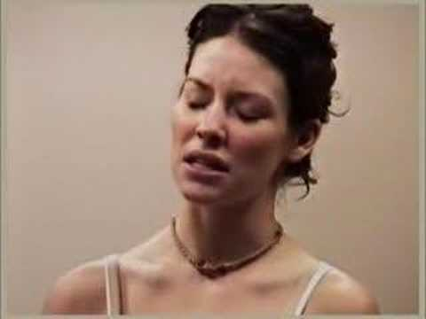 Evangeline Lily - evangeline lilly audition tape.