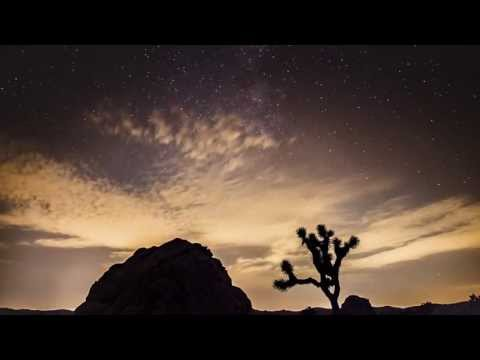 Joshua Tree Time Lapse Night Sky