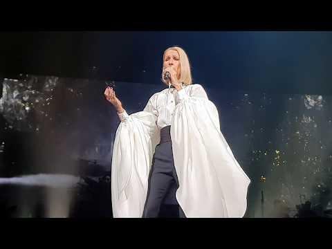 Céline Dion- Encore un soir (Courage World Tour, Québec, September 18th 2019)