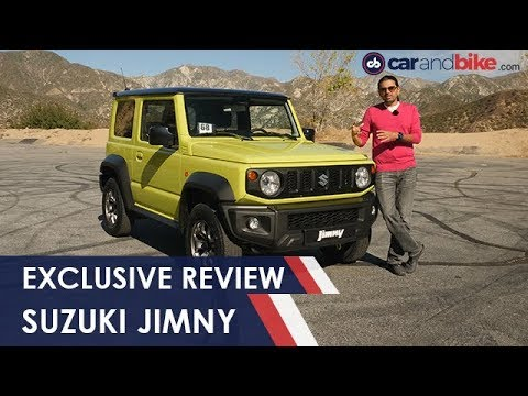 Download Exclusive: Suzuki Jimny 4x4 Review | NDTV carandbike HD Mp4 3GP Video and MP3