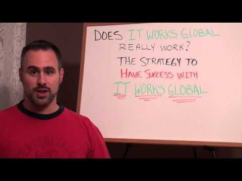 Home Business Ideas   It Works Global Review and The Strategy To Crush It With It Works Global