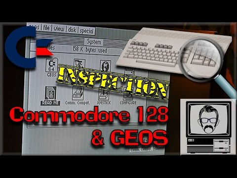 Commodore 128 & GEOS, \