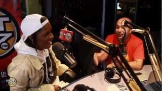 ASAP Rocky on touring w/ Rihanna, album, his take on Molly