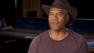 Moana: Songwriter Opetaia Foa'i Behind the Scenes Movie Interview