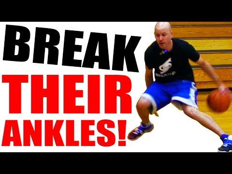 How To BREAK ANKLES With Basketball Footwork: Part 1/2