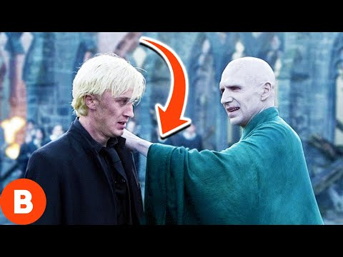 15 Improvised Moments In Harry Potter You Thought Were Real