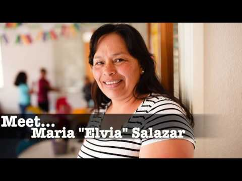 Maria Elvia Salazar: Breaking down barriers