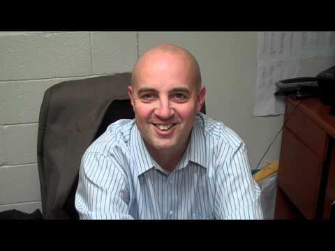 Women's Basketball Coach Mike Helmer talks about win over Allen County