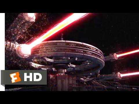 Starship Troopers: Invasion (2012) - Interstellar War Scene (6/10)   Movieclips