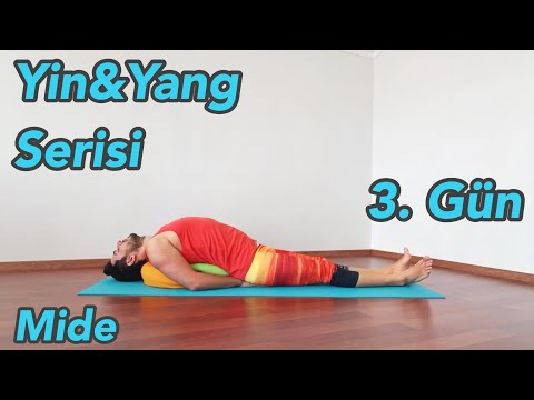 Yin&Yang Yoga Serisi 3. Gün | Mide (Her Seviyeye Uygun)
