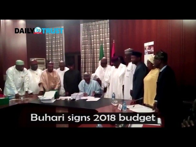Nigeria budget blues