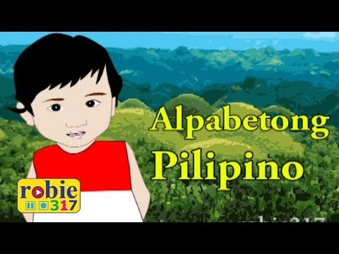 Alpabetong Pilipino | Filipino New Alphabet Song | Awiting Pambata