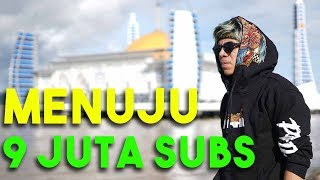 Download Video MENUJU 9 JUTA SUBS - SULAWESI SHANGHAI DUBAI MP3 3GP MP4