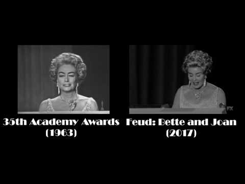 Joan Crawford vs. Jessica Lange: The 35th Academy Awards