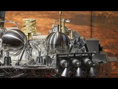 ExoMars: «Αναλύουμε τα δεδομένα για να μάθουμε τι απέγινε το Schiaparelli», λέει ο ESA