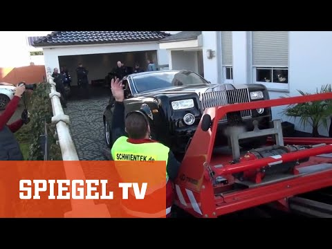 Sozialbetrug: Großrazzia bei der Goman-Familie in L ...