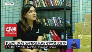 Download Video Kisah 2 Kali Lolos Dari Kecelakaan Pesawat Lion Air MP3 3GP MP4