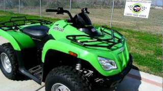 4. 2011 Arctic Cat 425 4X4 Lime Green!