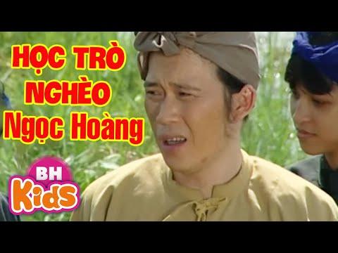Anh Học Trò Nghèo Và Ngọc Hoàng - Phim Cổ Tích Việt Nam