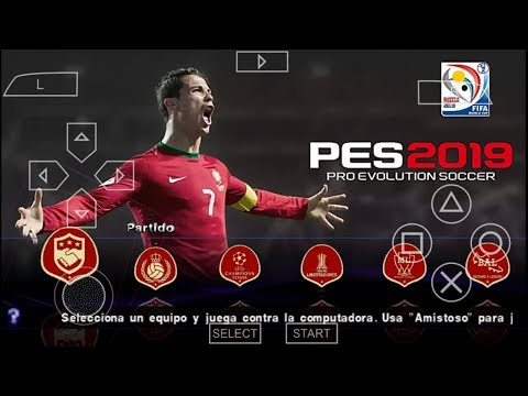 PES CHELITO V4 2019 Mod Fifa World Cup Russia 2018 PPSSPP PSP DOWNLOAD