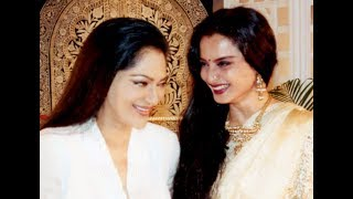 Rendezvous With Simi Garewal Rekha Part -2