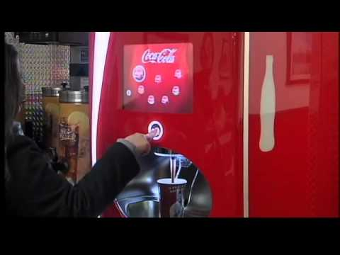 WLFITV - Coke Freestyle Machine.