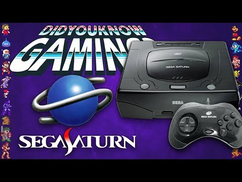 Sega Saturn - Did You Know Gaming? Feat. Greg