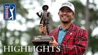 RBC Heritage PGA Tour - Ronda Final de Satoshi Kodaira