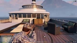 La mejor manera de superar esta misión en sigilo.Nota: Mejor si vais en barco o APC (también podéis hacer como yo al final del vídeo xDD).+50.000$GTA EN GTA ONLINE CADA SEMANA CON  LAS CONTRARRELOJ: https://www.youtube.com/watch?v=ZqRb4S15sjU&list=PLaHeQeR63pt7B0Li4TlINOlM0uT7TbsQSTE GUSTA EL DRIFT? NO TE PIERDAS ESTA SERIE:GYMKHANA#1: https://youtu.be/Myv8kunbySUGYMKHANA#2: https://youtu.be/IEUbHm5YWJwGYMKHANA#3: https://youtu.be/jxKP78jYN08INDUMENTARIAS ESPECIALES:THE DIVISION : https://youtu.be/yD8_LQ2-JOgJASON VIERNES 13: https://youtu.be/GUiNf3e9nXERONALD MCDÖNALD: https://youtu.be/7QdGJpyyywsCESAR VIALPANDO: https://youtu.be/MtFa88GaDpwMIS REDES SOCIALES:TWITTER: https://twitter.com/AleboritoYOUTUBE: https://www.youtube.com/c/AleboritoGTAFACEBOOK: https://www.facebook.com/aleborito.gtaPARTICIPAR EN FUTUROS TORNEOS: http://www.3djuegos.com/comunidad.php?zona=perfil&id_perfil=1488770