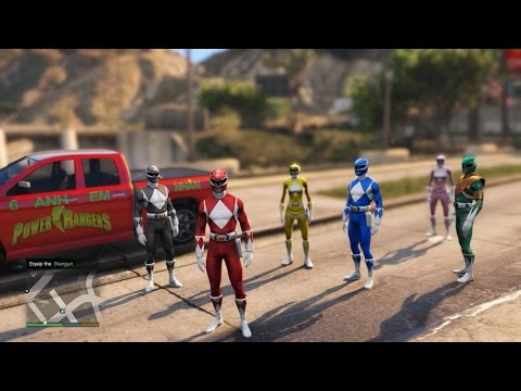 5 Anh Em Siêu Nhân | Chào Mừng Siêu Nhân Xanh Lá Gia Nhập Đội PowerRanger #2 - Thời lượng: 16:32.