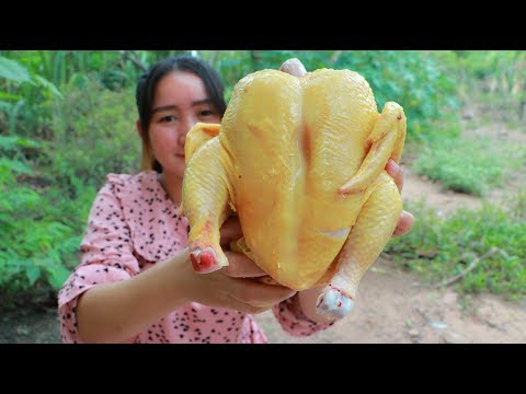 Yummy Chicken Frying Recipe - Chicken Cooking - Cooking With Sros