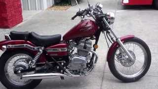 9. 2013 Honda Rebel 250 SALE at Honda of Chattanooga TN / 2013 CMX250C Walkaround Video