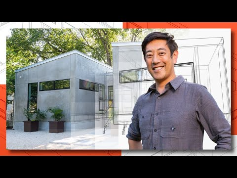 We built the Home of the Future with Grant Imahara