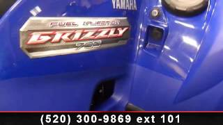 9. 2012 Yamaha Grizzly 700 FI Auto 4x4 - RideNow Powersports T